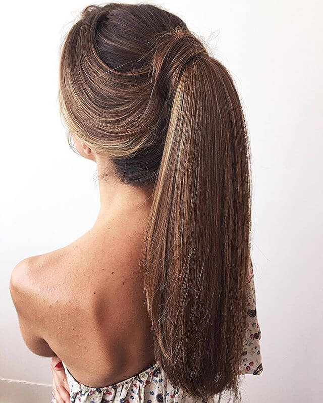 Elegantly-Sweeping-Wrap-Around-Ponytail-Hairstyle
