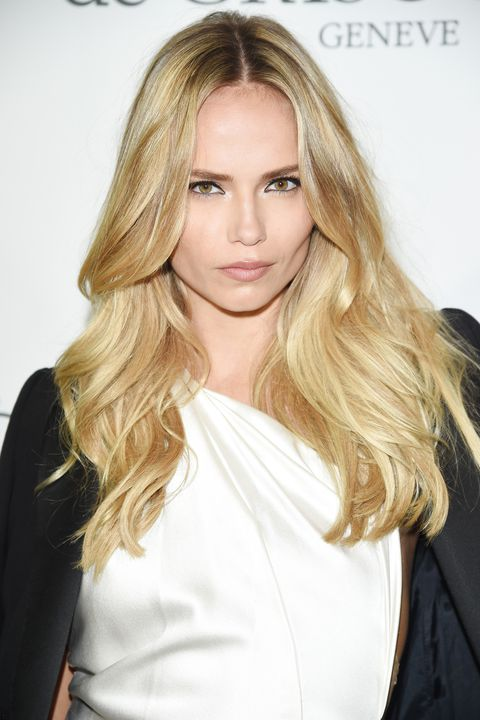 Natasha Poly Long Blond Hair