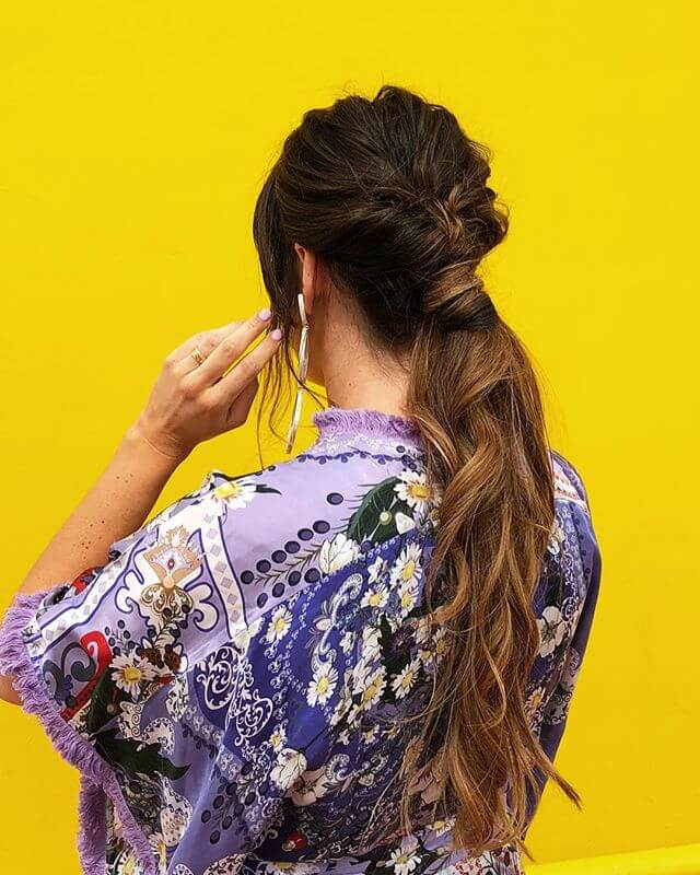 11 Ponytails To Capture Everyone's Attention | HairListing